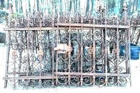 Antique Fence Shop Garden For Sale Iron Louisesattler