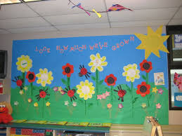 spring bulletin board 15 crafts and