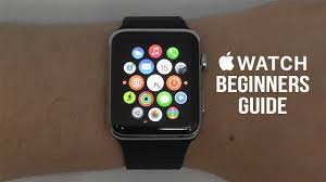 Apple Watch - Complete Beginners Guide - YouTube
