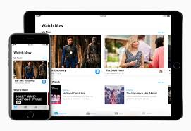 Apple launched a TV app unifying TV on iPhone, iPad and Apple TV and  including live sports – PPC Land