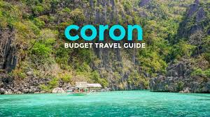 coron palawan travel guide with budget