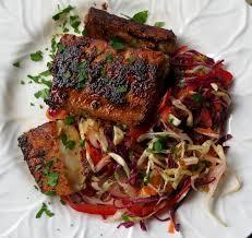 The English Kitchen: Pan Seared Mahi Mahi