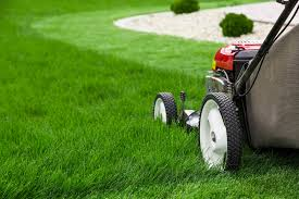 when starting a lawn mowing business