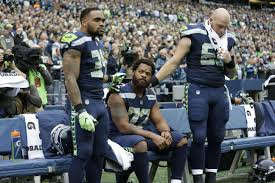 Seahawks' Bennett salutes Tommie Smith and John Carlos