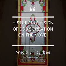 history is a vision of god s c arnold j toynbee about history