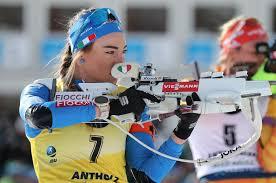 Biathlon, secondo oro mondiale per Dorothea Wierer: vince nell ...