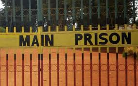 migori inmates receive gifts