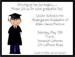 kindergarten graduation wishes
