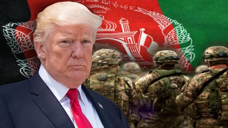 ټرمپ: افغان جګړه باندې هر کال میلیاردونه ډالر لګوو، باید پای ته ورسېږي