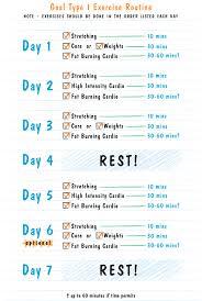 good workout plans margaret miller