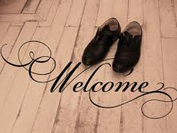 Welcome Simply Words Wall Decals Trading Phrases