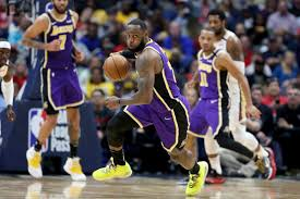 James' triple-double lifts Lakers past Pelicans, 122-114 ...