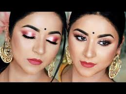 indian wedding guest makeup