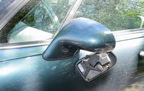 car side mirror replacement costs