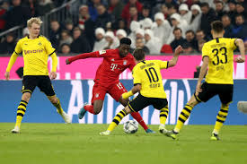 Dove vedere Borussia Dortmund Bayern Monaco in Tv e streaming