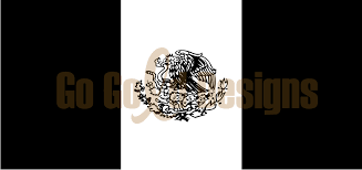 Toyota 4th Gen 4runner Mexico Flag Go Gold Designs