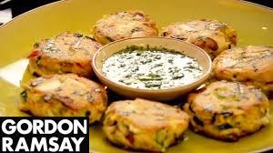 Spiced Tuna Fishcakes - Gordon Ramsay ...