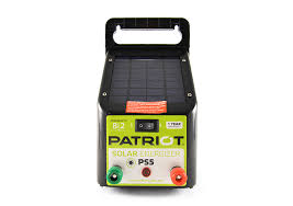 Solarguard Ps5 Solar Fence Energizer Patriot