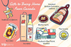 9 gifts to bring home from canada