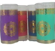 vintage lotus medallion 4 multi color