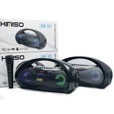 Loa Bluetooth Kimiso KM-S2 Hát Karaoke - Hàng Chính Hãng - Loa ...