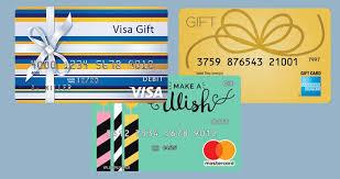 mastercard visa or amex gift card