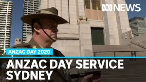 Anzac Day 2020: Memorial service from ...