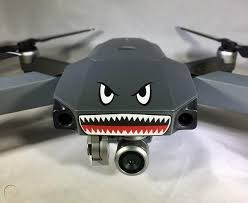 Dji Mavic Pro Drone Eyes And Mouth Eye And Mouth Decals For Dji Mavic Pro 1858158186