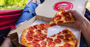 pizza hut canada is having a one