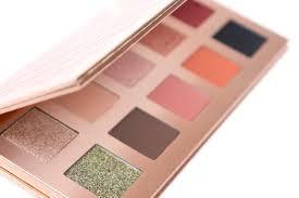 mac cosmetics rose gilded eye shadow