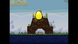 Angry Birds Golden Egg 6. Level 1-8. - YouTube