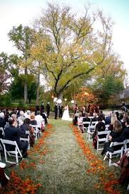 61 Awesome Outdoor Decor Fall Wedding Ideas Weddingomania