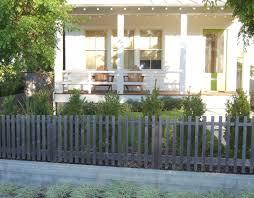 Hardscaping 101 Picket Fence Gardenista