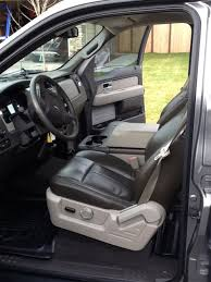ford f 150 leather seat covers now
