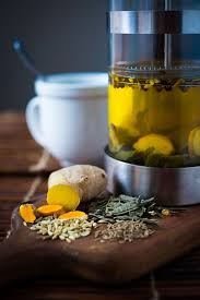 ayurvedic detox turmeric tea a daily