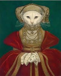 Melinda Copper (1952-present, American)   Cat portraits, Cats illustration,  Cat art