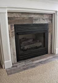 basement fireplace makeover fireplace