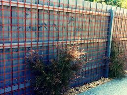 Reo Mesh Fence Screen Vertical Garden Design Mesh Fencing Outdoor Landscaping