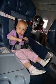 car seats on airplanes my busy children