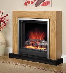 find adam solus fireplace suite in oak