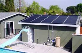 build your own solar pool water heater