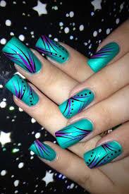 pretty nail designs acrylic cute fall