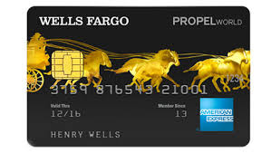 wells fargo and american express launch