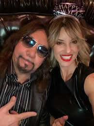 Ace Frehley - Lara and I went to a party at my friend... | Facebook