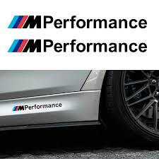 Bmw M Performance Stickers Black 200mm Vinyl Self Adhesive Graphic Car Decals Archives Statelegals Staradvertiser Com