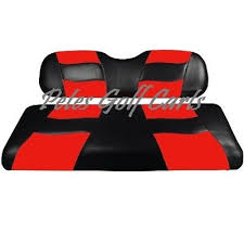 golf cart custom front seat covers