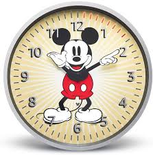 Buy Echo Wall Clock - Disney Mickey Mouse Edition online in United ...