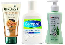 top 10 best face washes for dry skin in