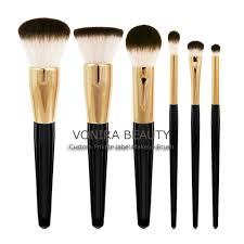 vonira beauty makeup brush collection