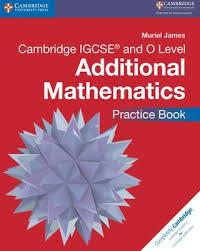 cambridge igcse additional mathematics